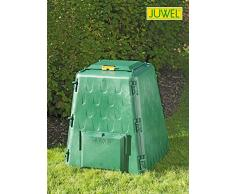 Juwel 20872 Aeroquick 290 Composteur Thermique Conique en Plastique recyclé Vert 290 l