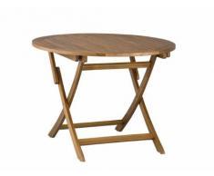 Kettler H0083-000 Table Edmonton Pliable 107 x 72,5 cm