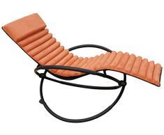 Chalet-Jardin Swing Futon terracotta