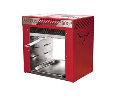 Asteus Red Willy V2 Barbecue Rouge 38 x 22 x 37 cm