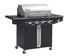Landmann 12792 Barbecue Avalon Acier Emaillé