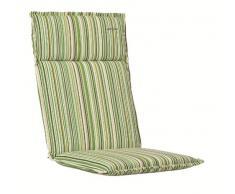 Kettler 0308501–8627 Coussin pour fauteuil 121 x 50 x 8 cm
