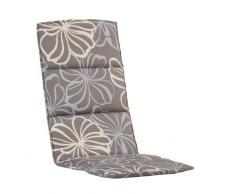 Kettler Advantage 0308401–8633 Coussin pour fauteuil 123 x 50 x 3 cm