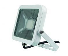 Perel Design Projecteur LED 20 W, 24,5 x 8 x 297 cm, Blanc Froid, leda4 02cw de W