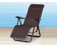 Best Lugano Fauteuil Relax Anthracite