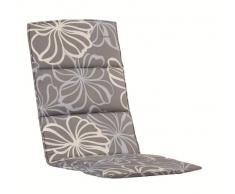 Kettler 0308405–8633 Coussin pour fauteuil 110 x 50 x 3 cm