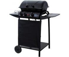 Papillon 8130202 Barbecue Gaz 93 X 48 X 97 Ponca