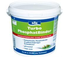Söll 17096 Turbo Agent dagglutination du phosphate pour étang 1,2 kg