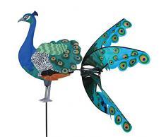 Premier Kite PKGIPS Girouette Paon, Multicolore, 94 x 81,3 x 110 cm