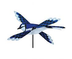 Premier Kite PKGIBJ18 Girouette Oiseau Geai, Multicolore, 50,8 x 17,8 x 100 cm