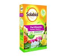 Solabiol - Engrais rosiers - Engrais Complet 100% Organique pour rosiers et arbuste de Fleur