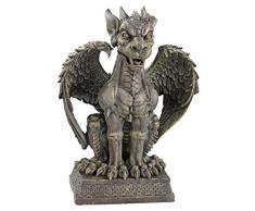 Design Toscano sculpture Boden gargouille sentinelle