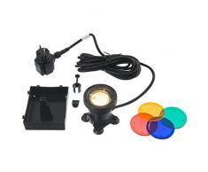 Ubbink BioPure 2000 Basic AquaLight LED Multicolore
