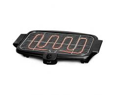 Harper BQS800 Barbecue Electrique Noir