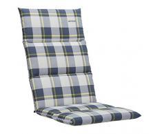Kettler Advantage Chaises & Chaise avec dossier kte14 Coussin pour fauteuil 100 x 48 x 6 cm dess. 795, multicolore