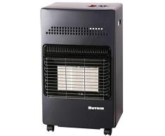 Butsir EBBC0019 Chauffage au gaz butane avec céramique infrarouge