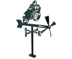 IMEX EL ZORRO 11275 girouette de Jardin-Moto de Courses 480 mm