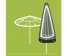 Siena Garden hauben de recouvrement et Coques pour Parasol jusquà 400 cm, en Polyester Oxford 600 Anthracite, Gris