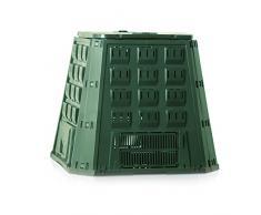 Prosperplast 19550 IKST400Z 400 Composteur Vert 400 l