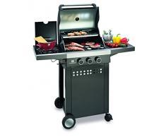 Kemper 90642 Barbecue à Gaz 3 Feux