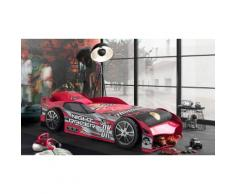 Lit voiture Night Racer - Rouge