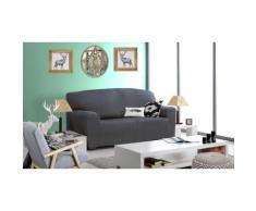 Housse de canapé 3 places - Gris