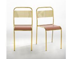 Chaise d'écolier (lot de 2) Gio, Delphine Miquel - PETITE FRITURE
