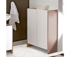 Meuble bas de salle de bain, 2 portes, Banero - La Redoute Interieurs