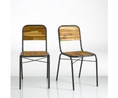Chaise d'écolier (lot de 2), Hiba - La Redoute Interieurs