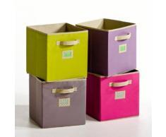 Boîte de rangement, tiroir, Fenomen, lot de 2 - La Redoute Interieurs
