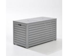 Coffre de rangement extérieur rectangulaire, acaci - LA REDOUTE SHOPPING PRIX