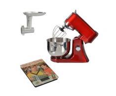 Robot Pâtissier professionnel avec kit hachoir et balance vintage offerts
