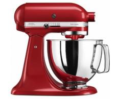 Robot pâtissier KITCHENAID 5KSM125EER + Hachoir Rouge Empire Rouge Kitchenaid