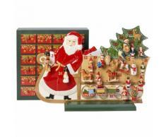 Calendrier Avent traîneau Père Noël Christmas Toys Memory Multicolore Villeroy & Boch