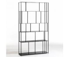 AM.PM - Bibliothèque métal Parallel, grande largeur . Noir AM.PM.