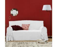 La Redoute Interieurs - Housse de canapé lin/coton JIMI . Blanc La Redoute Interieurs
