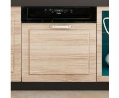 Lave vaisselle encastrable WHIRLPOOL WKBO3T123PFB Noir Whirlpool
