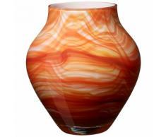 Grand vase rouge Oronda Orange Villeroy & Boch