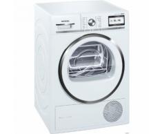 Sèche linge pompe à chaleur SIEMENS WT47Y8H2FF Blanc Siemens