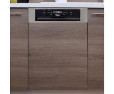 Lave vaisselle encastrable WHIRLPOOL ADG422IX Gris Whirlpool