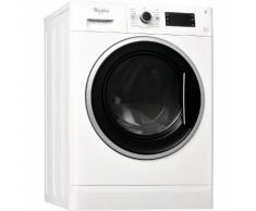 Lave linge séchant hublot WHIRLPOOL WWDC 9716 Blanc Whirlpool