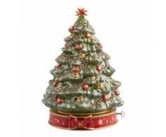 Sapin de Noël avec boîte à musique Toy's Delight Vert Villeroy & Boch
