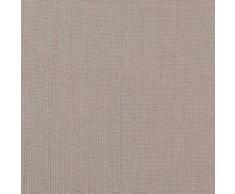 Madura Voilage à galon fronceur TRAMONTANE Taupe 200x300 cm Marron Madura