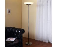 Lampadaire LED moderne Ragna à intensité variable