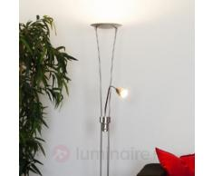 Lampadaire à éclairage indirect LED Yohann