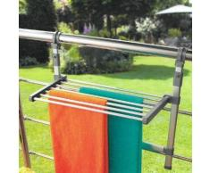 Séchoir à linge pour balcon ou paroi de douche - La Redoute Interieurs