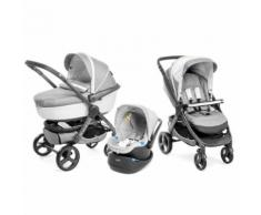 Poussette Chicco Trio StyleGO Elegance Grise