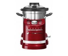 Robot cuisine Multifonction KitchenAid Pomme d'amour 6 modes de cuisson