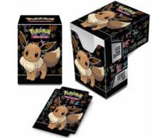 Boîte de rangement Evoli Pokémon Ultra Pro 82 cartes