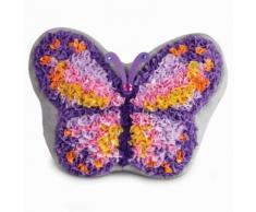 Coussin décoratif Faujas Kids D.I.Y - Pillows by Design Papillon